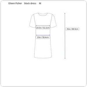 Eileen Fisher Dresses - Eileen Fisher System knit dress button front 1046